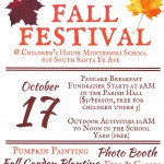 PTO Fall Festival - information flyer